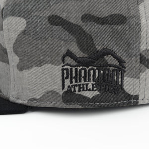 Phantom Athletics Cap Team Kappe Snapback Hat Logo Camo Camouflage
