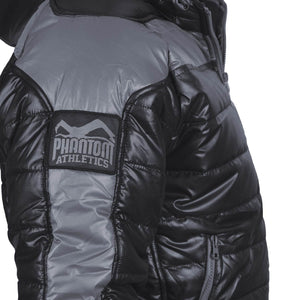 Phantom Athletics Jacket Winter Cold Outdoor Aviator Thick Warm