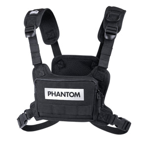 Phantom Athletics Chest Bag Tactic Schwarz bauchtasche Fitness crossfit laufen