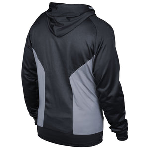 Phantom Athletics Stealth Hoodie Trainingshoodie Training Freizeit Sport Langarm Schwarz Black