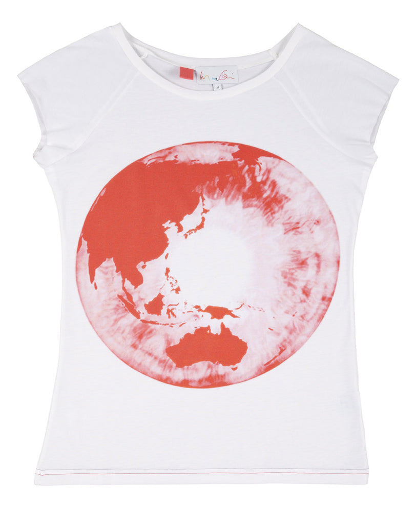 Eye of History Red Asia (ladies)