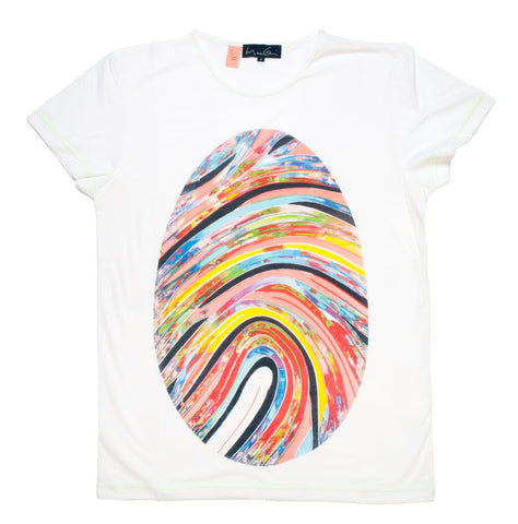 Labyrinth White T-shirt