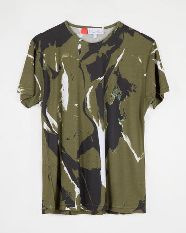 Flesh / Camo Green (mens)