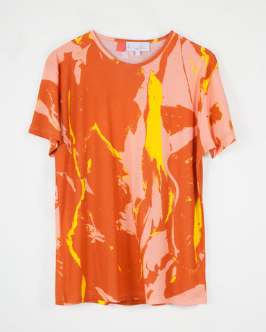 Flesh / Camo Orange (mens)