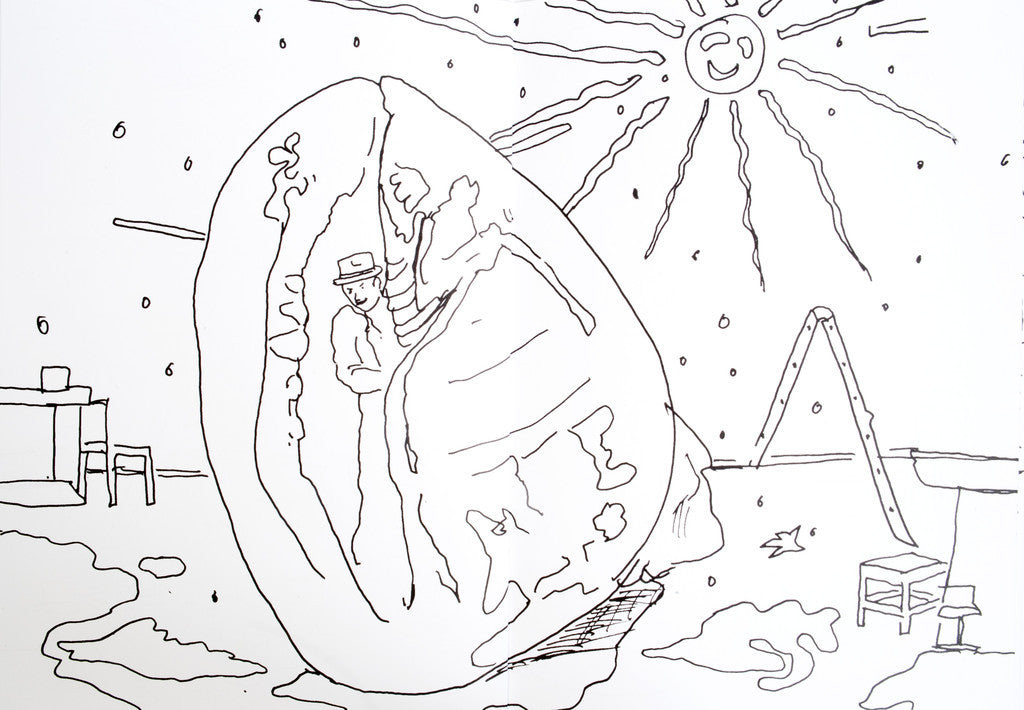 childrens colouring book