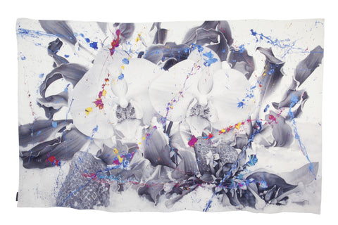 Silk Scarf - Separation of Body & Soul