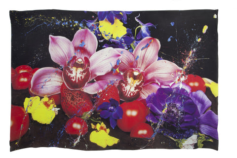 Silk Scarf - Under The Volcano 2013