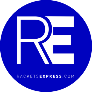 Rackets Express- Logo - Tennis, Squash, Badminton Equipment