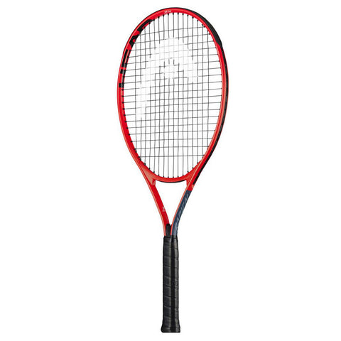 HEAD Radical 26 Junior Tennis Racket - Grey Orange - HEAD - Rackets Express