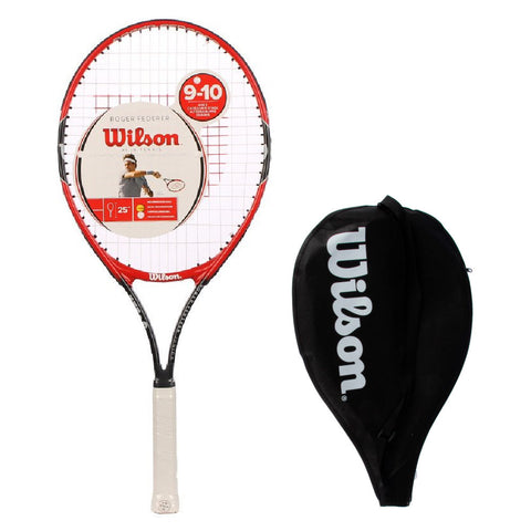 Wilson Roger Federer Junior 25 Tennis Racket - Wilson - Rackets Express