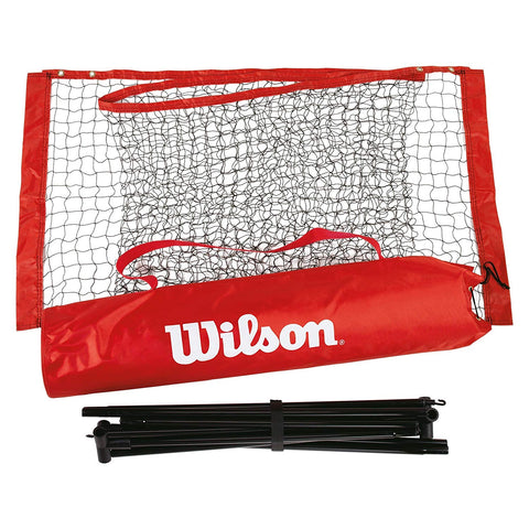 Wilson Mobile Tennis Court Tennis Net