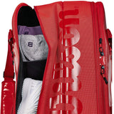 Wilson Super Tour 2 Comp Small Racket Bag - Red