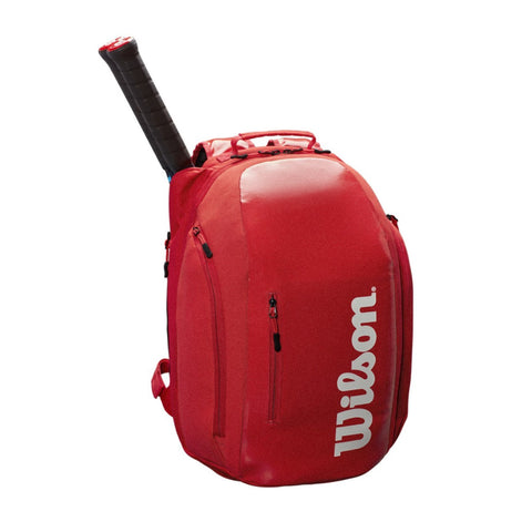 Wilson Super Tour Racket Backpack - Red