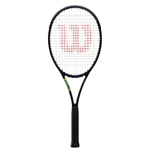 Wilson Blade 98 Countervail 16x19 Black Tennis Racket - Frame Only - Wilson - Rackets Express