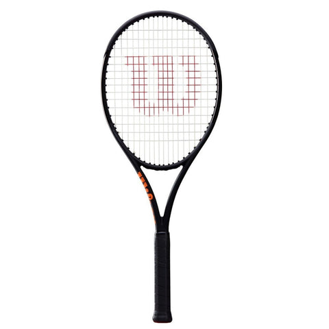 Wilson Burn 100S Countervail 18x16 Black Tennis Racket - Frame Only - Wilson - Rackets Express