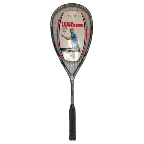 Wilson Force Pro 155 BLX Squash Racket - Wilson - Rackets Express