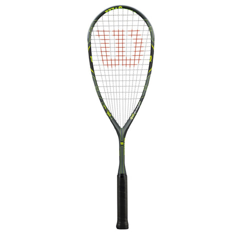 Wilson Force 165 BLX Squash Racket - Wilson - Rackets Express