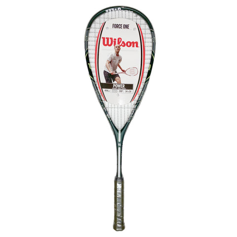 Wilson Force One BLX Squash Racket - Wilson - Rackets Express