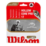 Wilson Hollow Core Pro 17 (1.27) - Natural - Wilson - Rackets Express