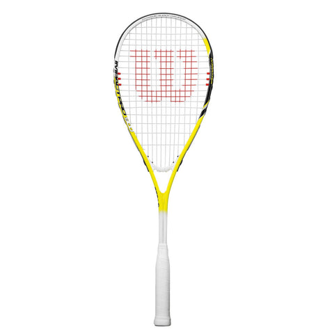 Wilson Impact Pro 900 Squash Racket - Yellow/Black - Wilson - Rackets Express