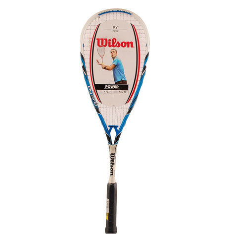 Wilson PY Pro Squash Racket - Wilson - Rackets Express