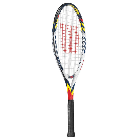 Wilson Steam 25 Junior Tennis Racket - Wilson - Rackets Express