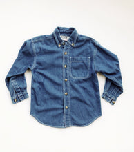 Load image into Gallery viewer, Denim Shirt