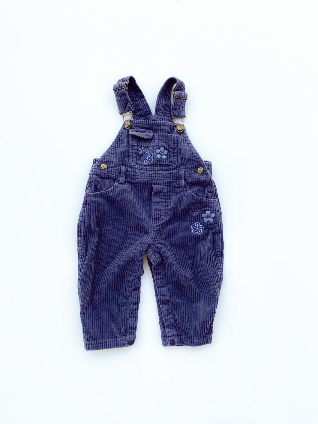 Corduroy Overalls 12-18 months