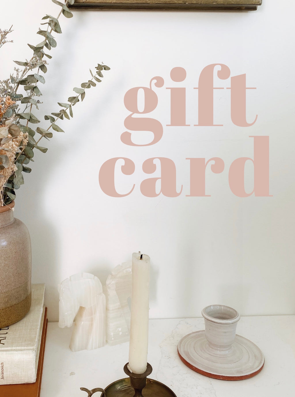Fifty / Fifty Collective  Gift Card