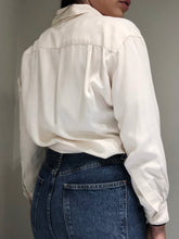Load image into Gallery viewer, Vintage Silk Shirt