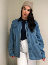 Load image into Gallery viewer, Carpenter Denim Jacket