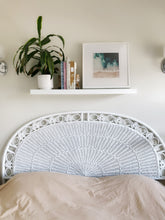 Load image into Gallery viewer, Vintage Rattan Headboard