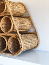 Load image into Gallery viewer, Wicker Wine Rack (4434490359926)