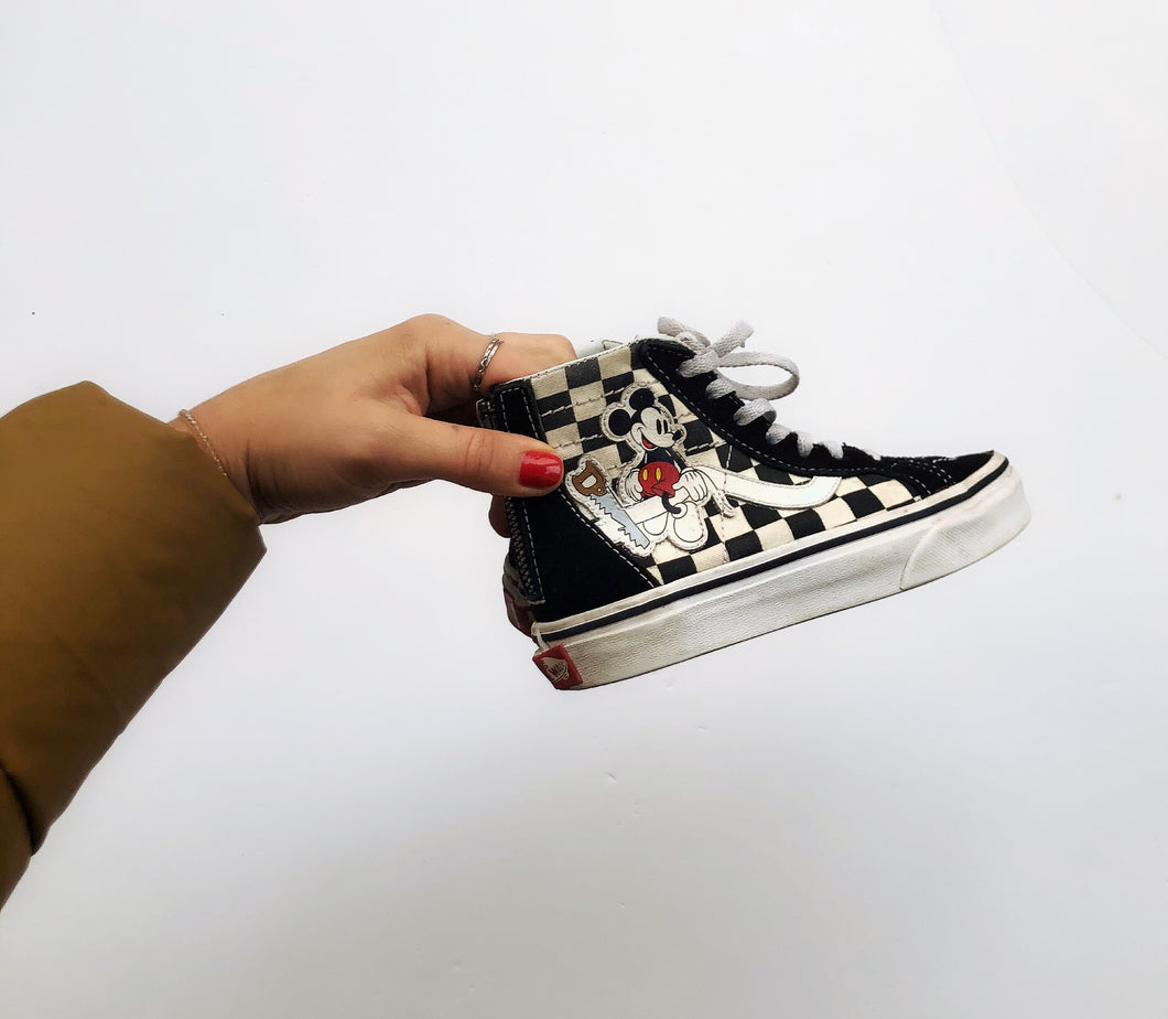 Disney Old Skool Vans (4345587368054)