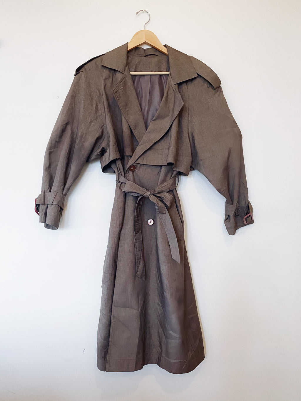 Light Brown Trench