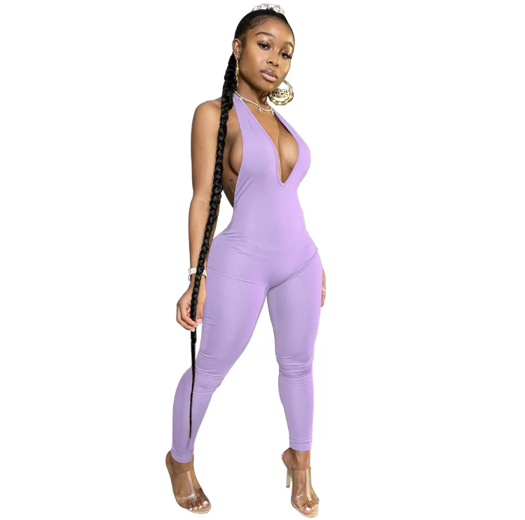 Hot Girl Summer Jumpsuit