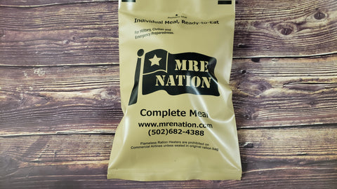 MRE Menu 05 Chicken Gumbo