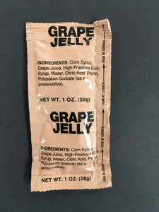 Grape Jelly - MRE Nation