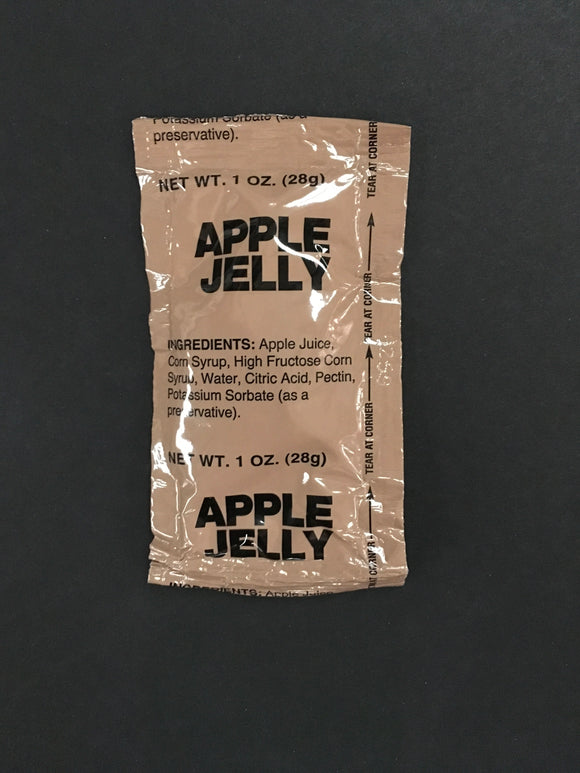 Apple Jelly - MRE Nation