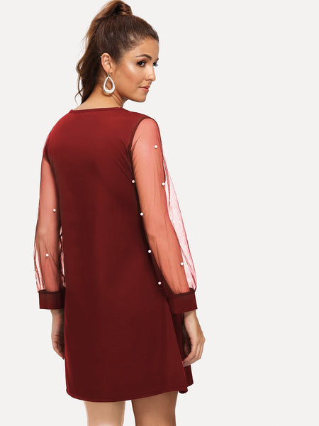 MeshTunic Dress