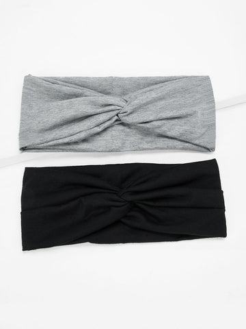 Twist Headband 2pack