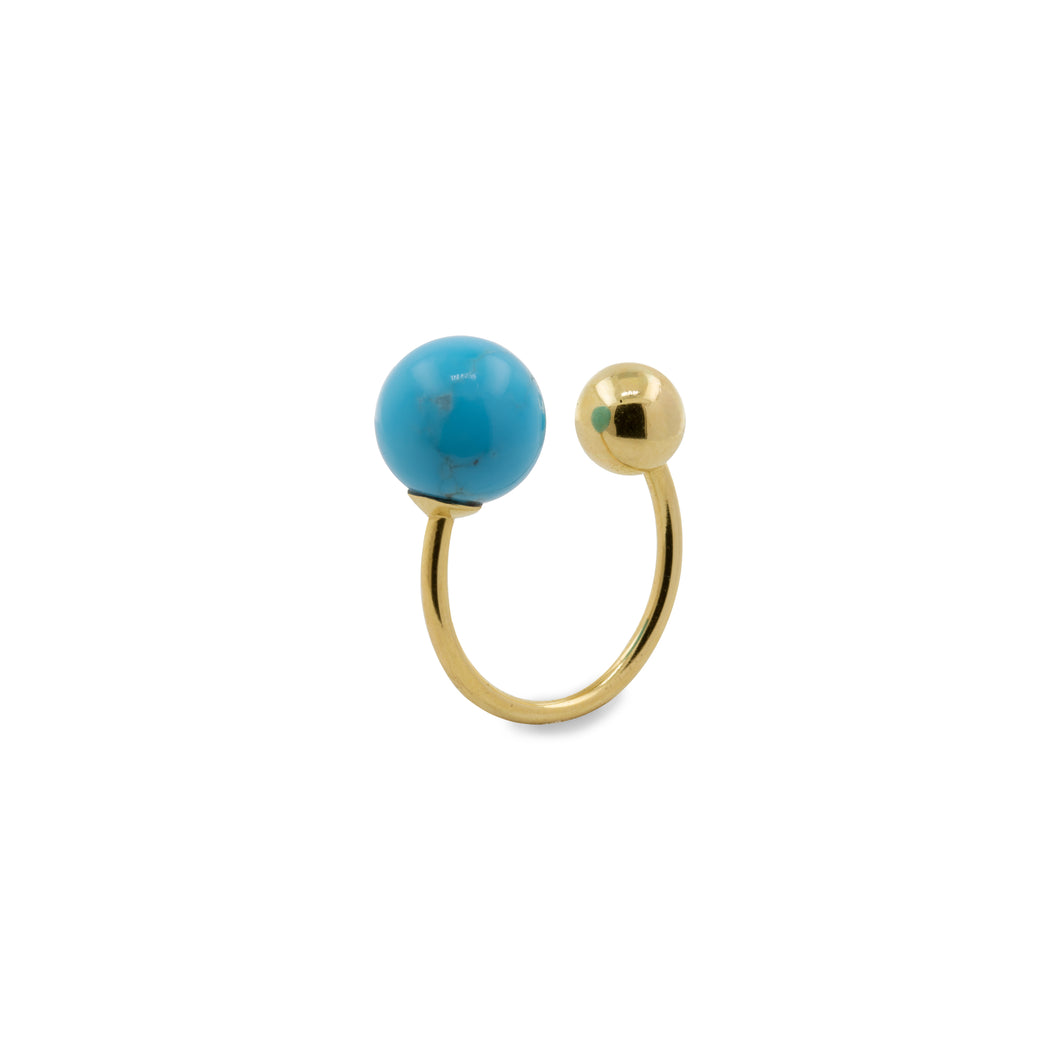 Falak Twin Ball Rings