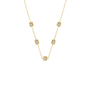 1441 H. Diamonds Necklace
