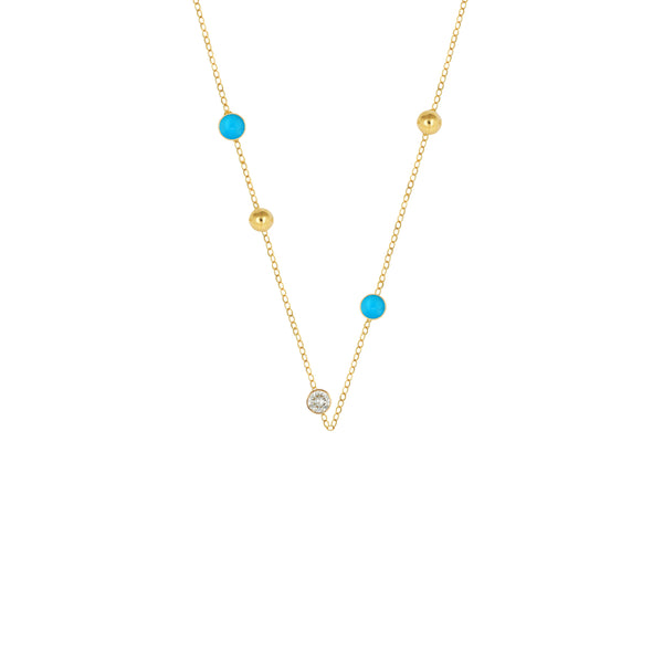 falak planet necklace i