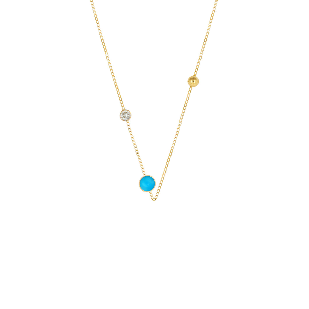 falak planet necklace ii