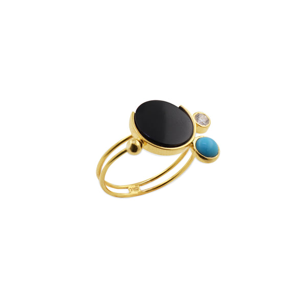 falak mini galaxy ring