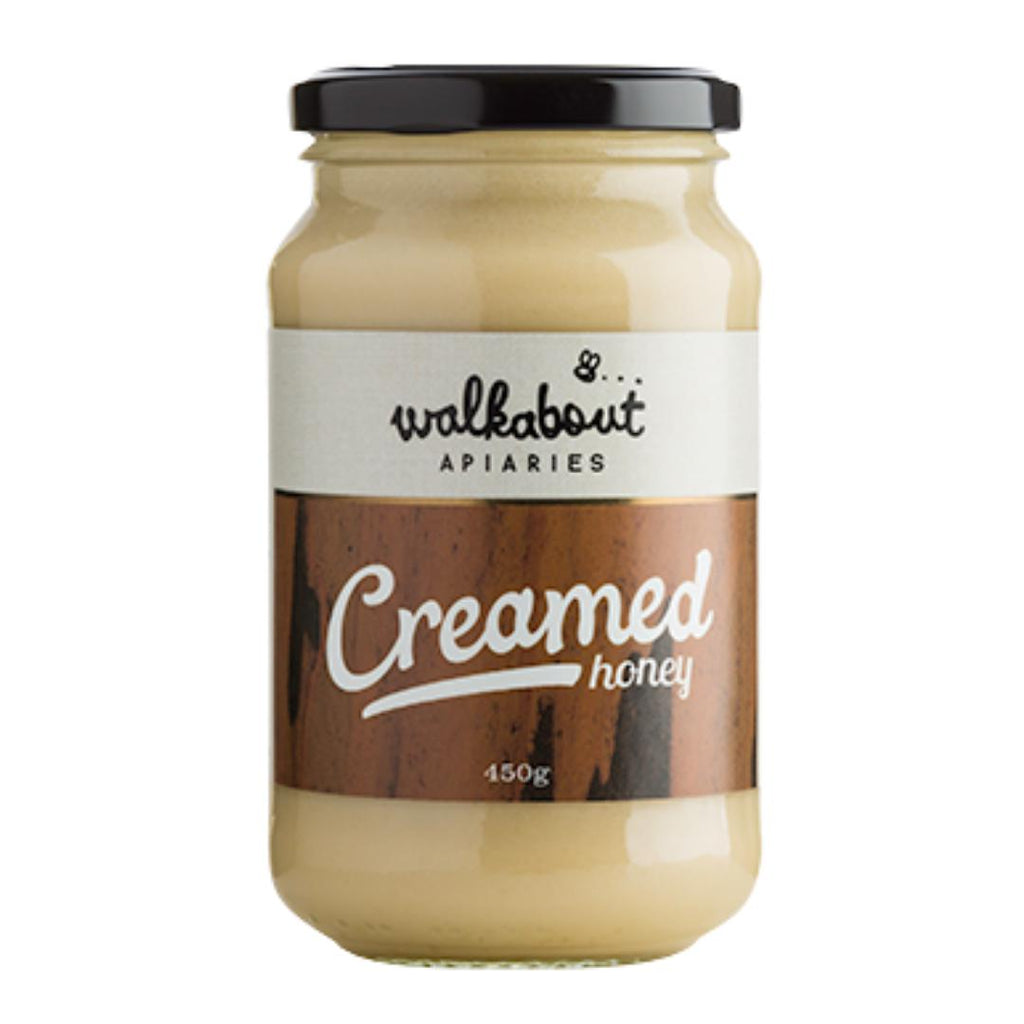 Creamed Honey - Walkabout Apiaries-Honey- Walkabout Apiaries