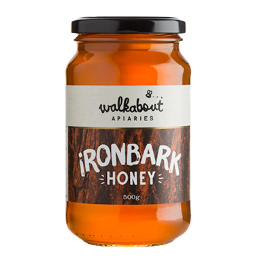 Ironbark Honey - Walkabout Apiaries-Honey- Walkabout Apiaries