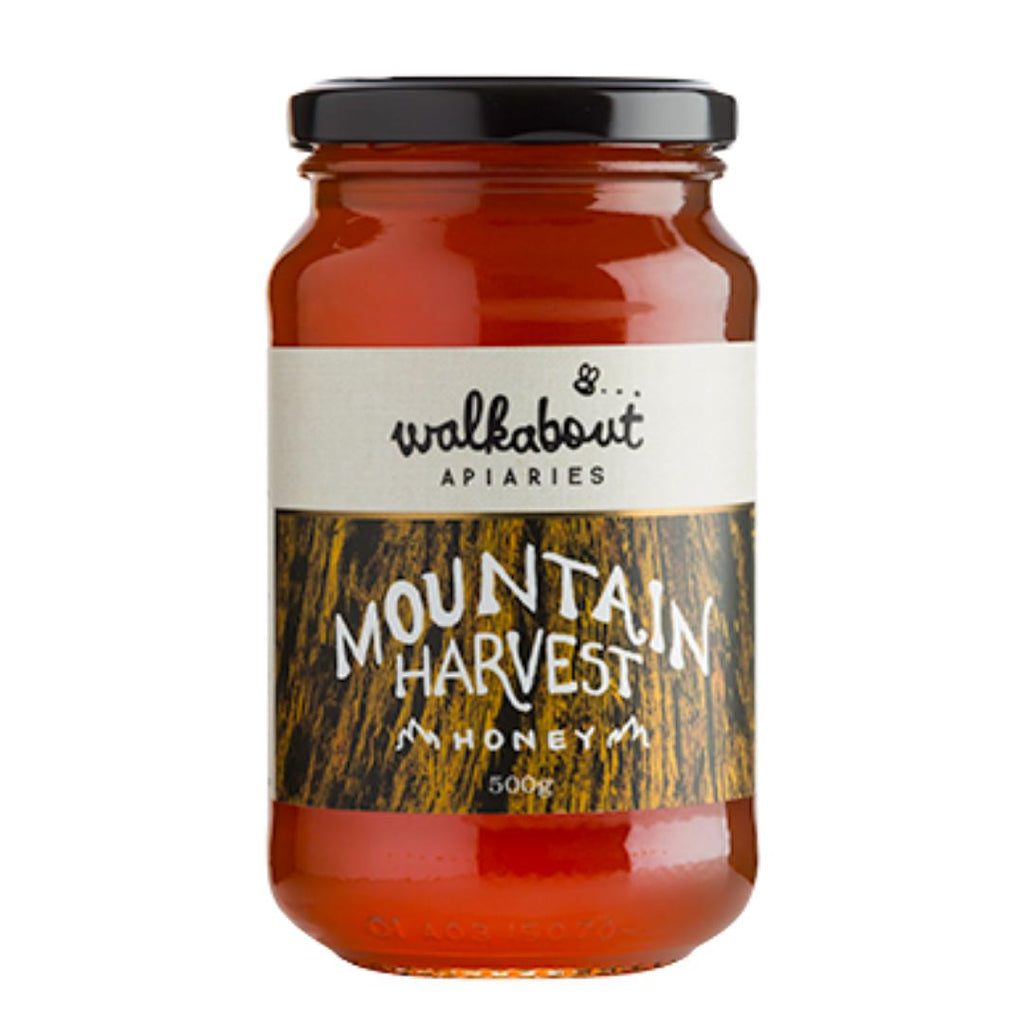 Mountain Harvest Honey - Walkabout Apiaries-Honey- Walkabout Apiaries