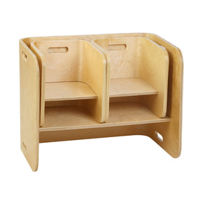 Kids Desk Table and Chair Set - Wooden - KOTi HOME